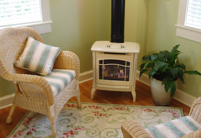 The Cottage Fireplace Stove