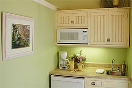 The Cottage Kitchenette